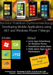 TUM Praktikum Windows Phone