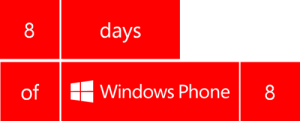 8 Tage Windows Phone 8