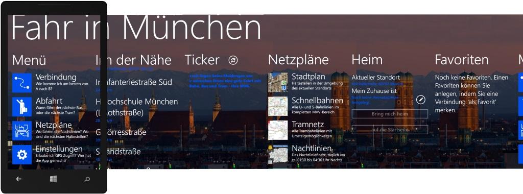 Fahr in München Version 3.9